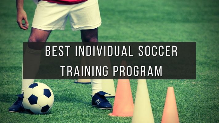 BEST individual soccer training program