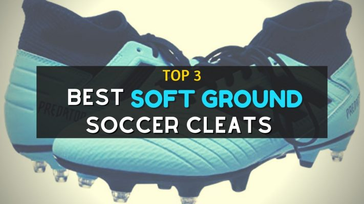 best soft ground soccer cleats