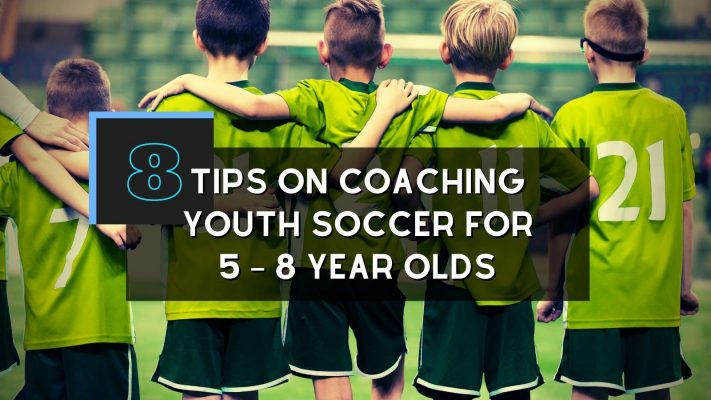 8 Tips On How To Coach Soccer For 5 – 8